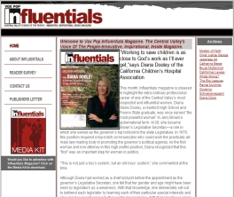 Influentials Magazine