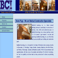 Bradford Cummings Medical Office Builder